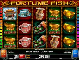 Fortune Fish best free pokies