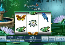 Fountain of Youth best free pokies
