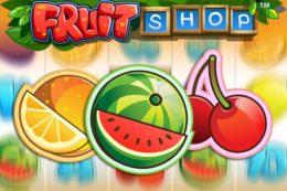 Fruitshop free pokies