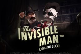 The Invisible Man Best Free Pokies