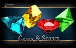 Gems and Stones Best Free Slots