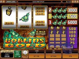 Goblins Gold Best Free Slots