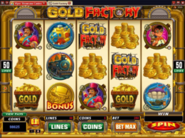 Gold Factory Best Free Slots