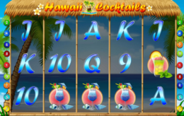 Hawaii Cocktails free pokies