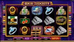 High Society best free pokies