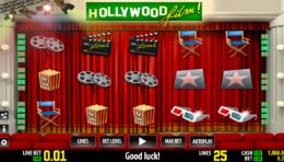 Hollywood Film Best Free Slots