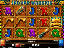 Jaguar Warrior best free pokies