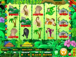 Jungle Boy Online Pokies Australia
