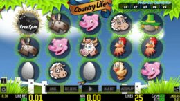 Country Life Free Aussie Pokies