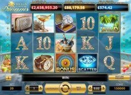 Mega Fortune Dreams best free pokies