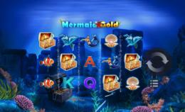 Mermaid Gold Online Pokies Australia
