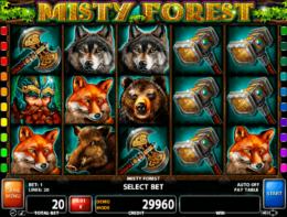 Misty Forest free pokies