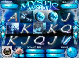Mystic Wolf best free pokies