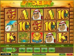 Desert Treasure best free pokies
