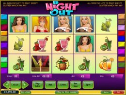 A Night Out best free pokies