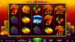 Real Hot 7's Fruit Best Free Slot Machines