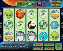 Space Age Best Free Pokies