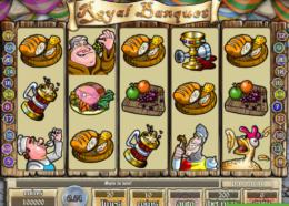 Royal Banquet slot