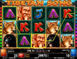 Tibetan Song best free pokies