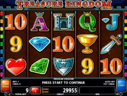 Treasure Kingdom free pokies