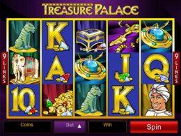 Treasure Palace best free pokies