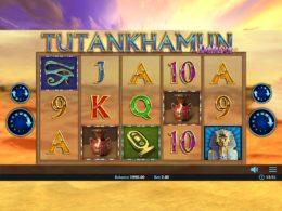 Tutankhamun free pokies