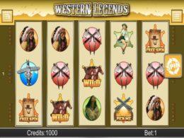 Western Legends Best Free Slot Machines