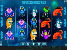 Space Monsters best free pokies