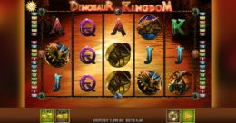 Dinosaur Kingdom best free pokies