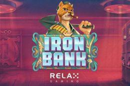 Iron Bank Best Free Slot Machines