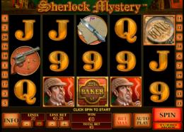 Sherlock Mystery Online Pokies Australia