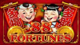 88 Fortunes Best Free Slot Machines